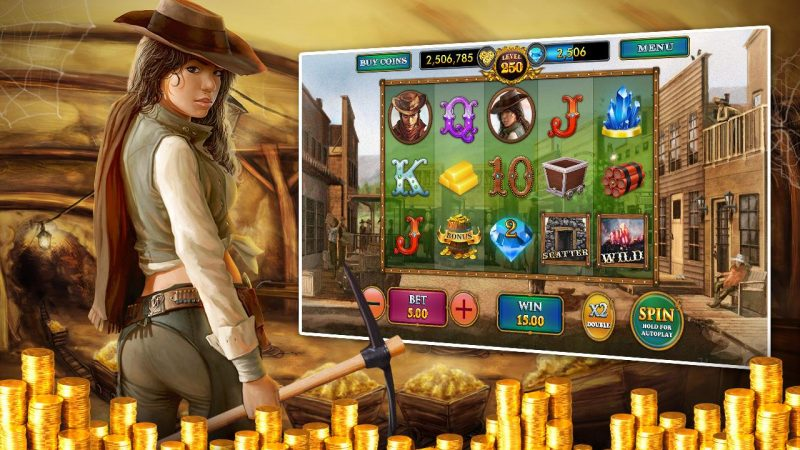 Play online gold rush pokie machine games anywhere anytime