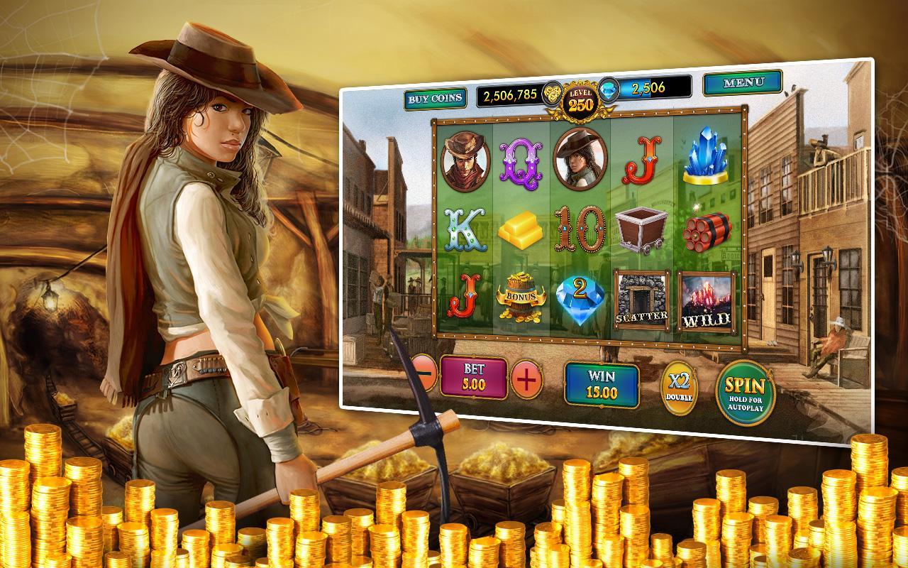 Play online gold rush pokie machine games anywhere anytime