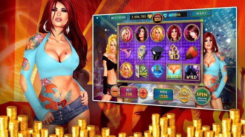 Play the best pokies on lounge casino